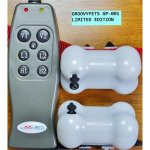 Groovypets Rechargeable Remote Control Training Shock Collar