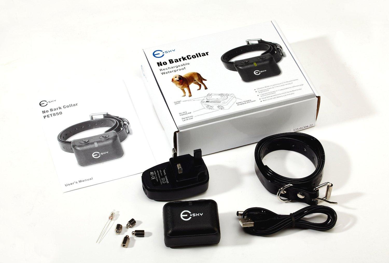 Esky anti bark no bark dog shock collar